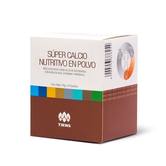 Изображение SUPER CALCIO NUTRITIVO EN POLVO