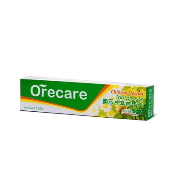 Изображение ORECARE HERBAL CHINA TOOTH PASTE