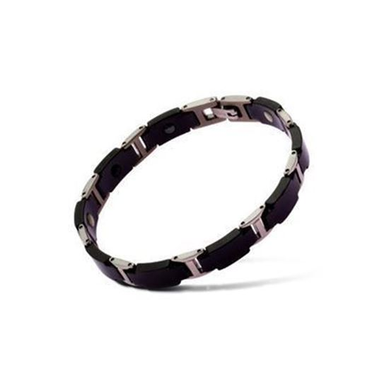 图片 TIENS TI-ENERGY BRACELET(CRYSTAL BLACK, MEN'S EXTENDED EDITION)