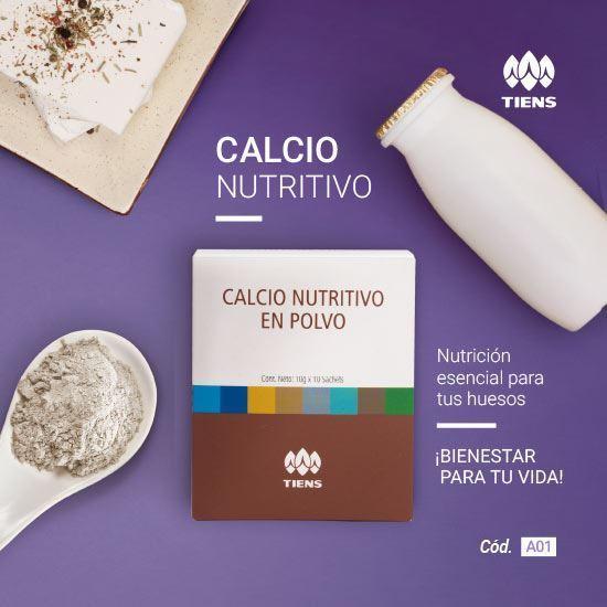 Imagen de TRIPTICO CALCIO NUTRITIVO x 20